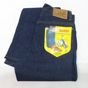 NOS 70's~  Lee 200-0341 BOOTCUT JEANS(デッドストック リー200番ブーツカットジーンズ)