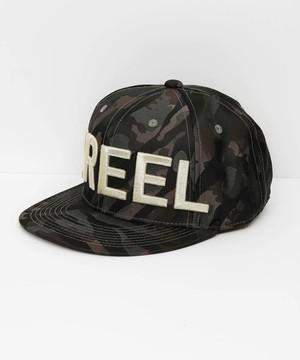 Is Real CAP『フルJQ』CAMOゼブラKHAKI