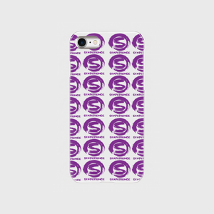 SEXPERIENCE iPhone case purple