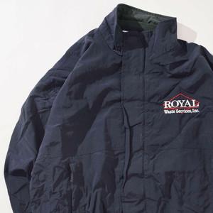 【XLサイズ】ROYAL WASTE SERVICES ロイヤルウェイストサービス JKT ジャケット NAVY ネイビー XL 400610191046