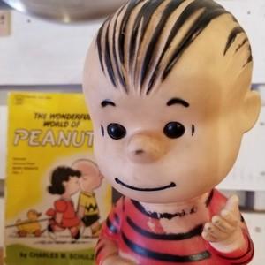 Linus ライナス VINTAGE ソフビドール