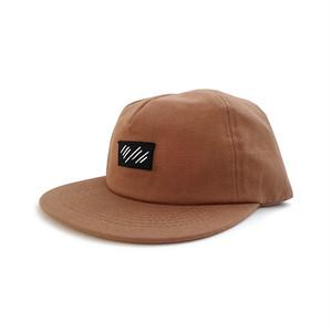 scar /////// BLOOD DRIFTER SNAPBACK CAP (Caramel)