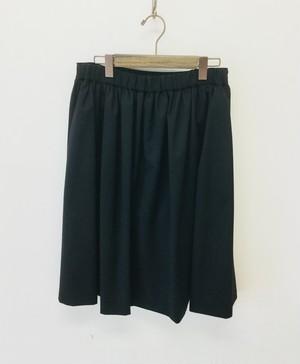 【veritecoeur 】シルク混ギャザースカート/vc-1646