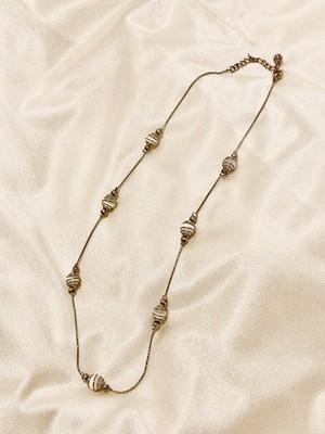 """Vintage"" Ballmotif Necklace"