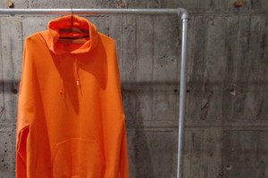 Bigsilhouette sweat pullover(USED)