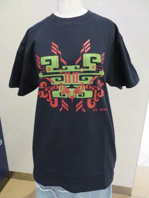 アイヌ文様 Tシャツ (002-9)