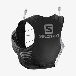 Salomon サロモン WOMENS SENSE 5 SET LIMITED EDITION BLACK / WHITE ウィメンズ/レディース センス5セット リミティッドエディション ブラック/ホワイト LC1534800【ザック】【バックパック】