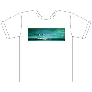 オーロラTシャツ ホワイト