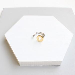 ■circle & line ring■ サークル&ラインリング