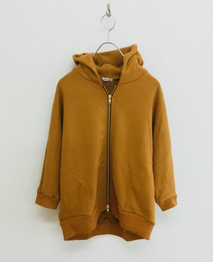 【lilou &lily】LOOPWHEEL SWEAT DOLAN PAKER /SD05T-0823