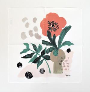 ハンカチ/vase