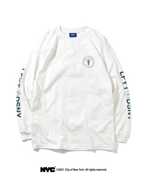 LFYT x DSNY - COMMUNITY SERVICES L/S TEE
