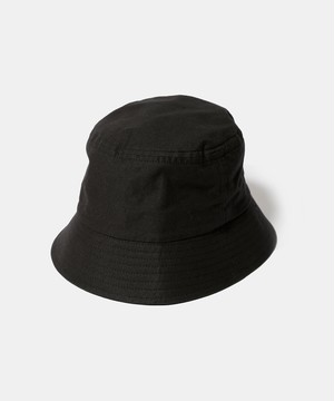 UNDECORATED ORGANIC CO HAT Black UDS21901