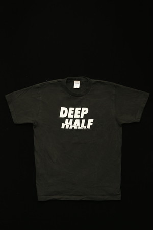 Deep Half T Shirt (Black)