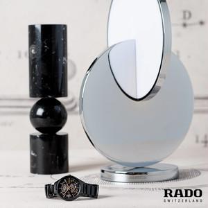 【RADO ラドー】True Open Heart BLACK×GOLD/トゥルーオープンハート(ブラック×ゴールド)/正規輸入品