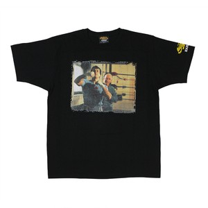 HH ROCKY COLLABORATION TEE / BLACK