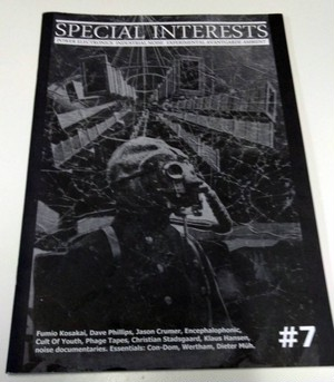 [USED] SPECIAL INTERESTS #7 (2012) [ZINE]
