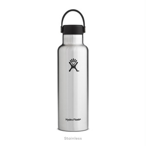 【Hydro Flask】HYDRATION 21 oz Standard Mouth - Stainless