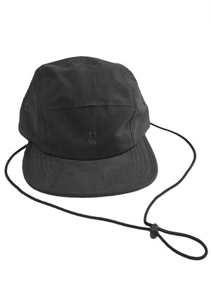 Outdoor Jockey Cap/Black