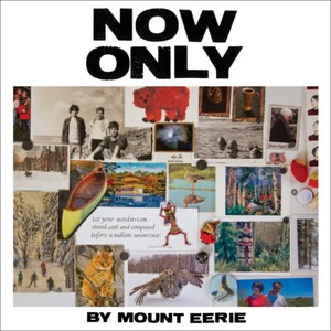 Mount Eerie (マウント・イアリ)『Now Only』