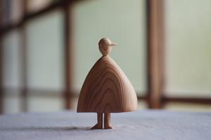 木彫の人/Poet(Cap)