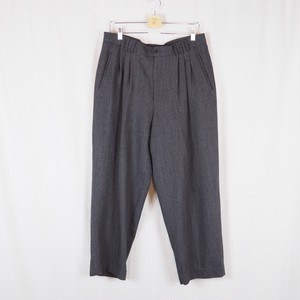 Old 3tuck Wide Pants