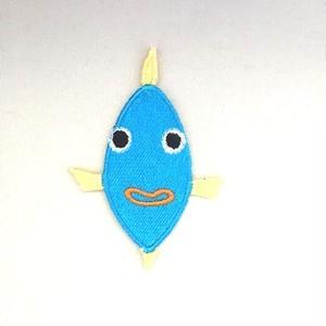 お魚の正面顔!