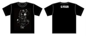FIXER / MEMENTO MORI Tシャツ