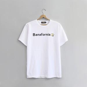 7WD - Banafornia Tee (white)