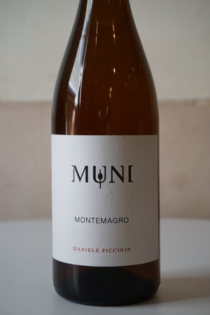 Montemagro 2018 / Daniele Piccinin( モンテマーグロ / ダニエーレ ピッチニン )