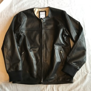 Japan Horse Leather Blouson(Re made in tokyo japan)