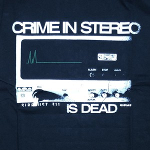"""CRIME IN STEREO """"IS DEAD"""""""