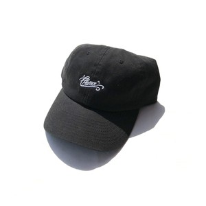 Chancegf Standard Logo 6panel Cap - Black