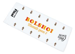 """""""BOLSHOI ~Thank you ! ~""""タオル"""