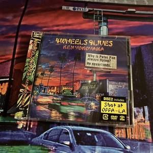 KEN YOKOYAMA / 4Wheels 9Lives(CD+DVD)