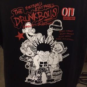 DRUNK BOi!S 黒×白