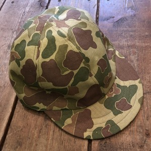 限定入荷!Reversible Cap, Duck Camo x O.D.Green, Made in Japan