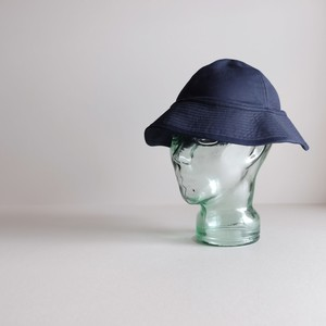 テントな帽子 【Cotton hat】-dark navy-