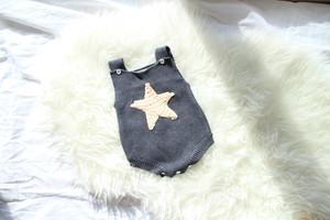 starニットロンパース