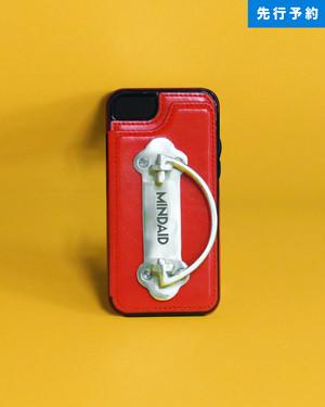 ハンドル付きiPhoneケース / レッド / iPhone7,8Plus タイプ[WEB限定先行予約]