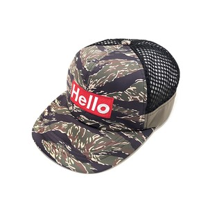 【Mountain Martial Arts】MMA Hello Mesh Cap - Tiger Camo -