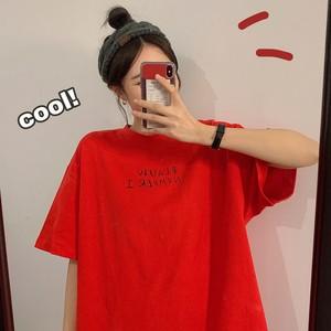 【トップス】超人気cec韓国風ゆったりins原宿bf快適なシャツ