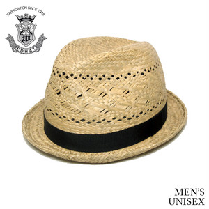 Edo Hat / Lace Straw Hat
