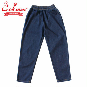 (クックマン)Cookman Chef Pants 「DENIM」
