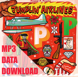 [MP3 Download] JUMBLIN' AIRLINES / Pessor P.Peseta