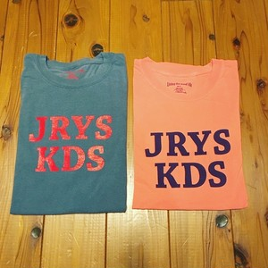 "DOWN ON THE CORNER / L/S TEE ""JRYS KDS"""