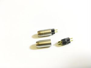 【トープラ販売】0.78mm2ピン金メッキ(CINQBES・サンクベス)