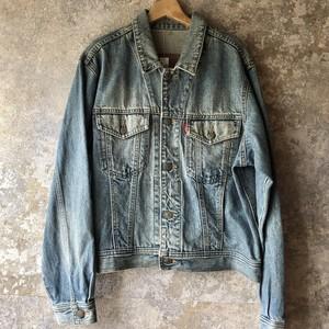 90s vintage/BLUEWAY denim jacket