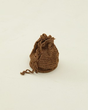 TODAYFUL トゥディフル Knit Mini Purse 12011011 ベージュ