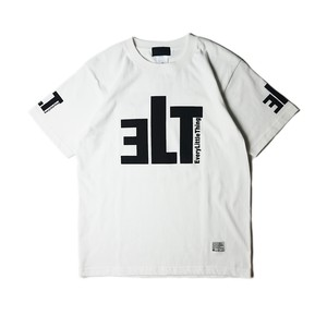 ELT LOGO T-SHIRT WHITE